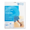 "Elite Image Clear Address Laser Labels - 0.50"" Width x 1.75"" Length - Rectangle - Laser - Clear - 2000 / Pack"