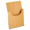 "Pendaflex Kraft Retention Jacket - Legal - 8 1/2"" x 14"" Sheet Size - 3/4"" Expansion - Kraft - Manila - 100 / Box"