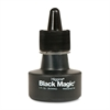 Higgins 44011 Black Magic Refill Ink - Black 1 fl oz Ink - 1 Each