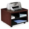 "105679N Printer Stand - 14.1"" Height x 20"" Width x 19.9"" Depth - Mahogany"