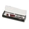 Sheaffer Gift Collection Ballpoint Pen/Pencil Set - Medium Pen Point Type - 0.7 mm Lead Size - Refillable - Red Barrel - 2 / Set