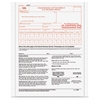 """1096 Tax Form - 2 Part - Carbonless Copy - 11"""" x 8.50"""" Sheet Size - White Sheet(s) - 10 / Pack"""