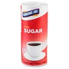 Genuine Joe Pure Sugar Canister - Canister - 1.25 lb - Natural Sweetener - 3/Pack