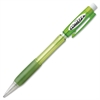 Pentel Cometz Mechanical Pencil - #2, HB Lead Degree (Hardness) - 0.9 mm Lead Diameter - Light Green Barrel - 1 / Each