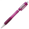 Pentel Cometz Mechanical Pencil - #2, HB Lead Degree (Hardness) - 0.9 mm Lead Diameter - Pink Barrel - 1 / Each