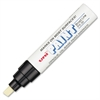 Uni-Ball Uni-Paint PX-30 Marker - Broad Point Type - Black Oil Based Ink - 1 Each
