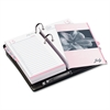 "Breast Cancer Awareness Desk Calendar Refill - Daily - 1 Year - January 2017 till December 2017 - 7:00 AM to 5:00 PM - 1 Day Double Page Layout - 3.50"" x 6"" - 2-ring - White - Tabbed"