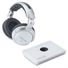 Compucessory Digital Wireless Headphone - Stereo - Wireless - RF - 65 ft - 16 Ohm - 20 Hz 20 kHz - Over-the-head - Binaural - Ear-cup