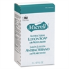 Micrell NXT Antibacterial Lotion Soap Refill - 67.6 fl oz (2 L) - Amber - Anti-bacterial, Antimicrobial - 4 / Carton