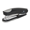 "Sparco Dual Shot Desktop Stapler - 20 Sheets Capacity - 210 Staple Capacity - Full Strip - 1/4"" Staple Size - Black, Gray"