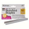 "CLI Standard Chisel-point Staple - 210 Per Strip - Standard - 5/16"" Leg - 1/2"" Crown - for Paper - Chisel Point - 1 / Box"