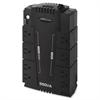 Compucessory 550VA UPS - 550 VA/330 W - 120 V AC - 8 Receptacle(s) - Sag, Spike, Surge, Brownout