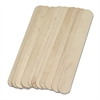 "Pacon Natural Wood Craft Sticks - Craft - 685 mil x 6"" - 500 / Pack - Natural - Wood"