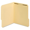 "Pendaflex Heavy-duty Fastener Folders - Letter - 8 1/2"" x 11"" Sheet Size - 3/4"" Expansion - 1 Fastener(s) - 2"" Fastener Capacity for Folder - 1/3 Tab Cut - Assorted Position Tab Location - 18 pt. Fold"