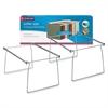 Smead Steel Frames - Steel - 2/Pack