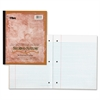 "TOPS Second Nature Wireless Notebooks - 80 Sheets - Printed - 11"" x 9"" - White Paper - 1Each"