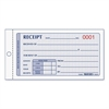 "Rediform Numbered Carbonless Rent Receipt Books - 50 Sheet(s) - 2 Part - Carbonless Copy - 2.75"" x 5"" Sheet Size - Red Print Color - 1 Each"