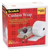 "Scotch Jumbo Roll Cushion Wrap - 12.50"" Width x 175 ft Length - Lightweight, Non-scratching"