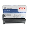 Oki Cyan Image Drum For C710 Series Printers - 30000 Page - 1 Each