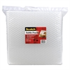 "Scotch Bubble Pouches - 13"" Width x 13"" Length - Puncture Resistant, Tear Resistant - Clear"