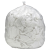 "SKILCRAFT High Density Coreless Role Can Liner - 45 gal - 40"" x 48"" - 250 / Case - Natural"