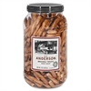 Anderson Wheat Braid Pretzel - Reusable Container - Honey, Wheat - Jar - 1.44 lb - 1 Each