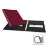 "Avery Ring Binder - 8 1/2"" x 11"" Sheet Size - Burgundy - Recycled - 1 / Each"