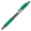 Sarasa Gel Pen - Medium Point Type - 0.7 mm Point Size - Refillable - Light Green Pigment-based Ink - Translucent Barrel - 1 Dozen