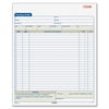 "Adams Purchase Order Form - 50 Sheet(s) - Tape Bound - 2 Part - Carbonless Copy - 10.68"" x 8.37"" Sheet Size - 1 Each"