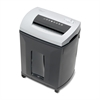 "Compucessory High Security Shredder - Micro Cut - 6 Per Pass - for shredding Paper, Credit Card, Staples - 78.7 mil x 0.39"" Shred Size - 6.50 ft/min - 8.50"" Throat - 4.25 gal Wastebin Capacity - Charc"