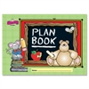 Carson-Dellosa Grade K-5 Plan Book - Weekly - Spiral Bound - Wall Mountable - Assorted