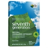 Seventh Generation Natural Dishwasher Powder - Powder - 45 oz (2.81 lb) - 1 Each - Clear