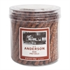 Anderson Old Fashioned Pretzel Rods - Reusable Tub, Resealable Tub - Canister - 2.25 lb - 1 Each