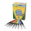 Crayola Washable Paint Brush Pens - Assorted - 40 / Box