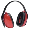 Howard Leight QM24 Plus Red Cup Ear Muffs - Red - 1 Each