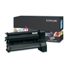 Lexmark XL Extra High Yield Return Program XL Magenta Toner Cartridge - Laser - 16500 Pages - 1 Each