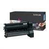 Lexmark XL Extra High Yield Return Program XL Magenta Toner Cartridge - Laser - 16500 Pages - 1 Each