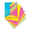 "Array Printable Multipurpose Card - Letter - 8.50"" x 11"" - 65 lb Basis Weight - Recycled - 100% Recycled Content - 100 / Pack - Assorted"