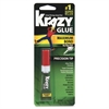 Elmer's Krazy Glue Advanced Gel - 0.141 oz - 1 Each - Clear