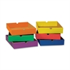 "Pacon Classroom Keeper Drawer - Compartment Size 2.50"" x 10.25"" x 13.25"" - 2.3"" Height x 12.5"" Width x 10.3"" Depth - Recycled - Assorted Drawer, Drawer, Drawer, Drawer, Drawer, Drawer - 6 / Set"
