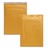"Kraft Bubble Mailer - Bubble - #5 - 10.50"" Width x 16"" Length - Peel & Seal - Paper - 25 / Carton - Kraft"