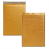 "Alliance Rubber Kraft Bubble Mailer - Bubble - #6 - 12.50"" Width x 19"" Length - Peel & Seal - Paper - 25 / Carton - Kraft"
