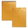 "Alliance Rubber Kraft Bubble Mailers - Bubble - #7 - 14.25"" Width x 20"" Length - Peel & Seal - Paper - 25 / Carton - Kraft"