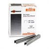 "Advantus Staple - 3/8"" Leg - 3/8"" Crown - Galvanized, Chisel Point - 5000 / Box"