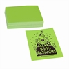 "Neon Bond Paper - Letter - 8.50"" x 11"" - 24 lb Basis Weight - Recycled - 100 / Pack - Green"
