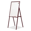 "Presentation Easel - 69.5"" (5.8 ft) Width x 30"" (2.5 ft) Height - Rectangle - Assembly Required - 1 Each"