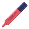 Staedtler Textsurfer Classic Highlighter - 1.5 mm Point Size - Chisel Point Style - Refillable - Red - Polypropylene Barrel - 1 Each