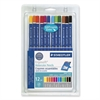 Staedtler Ergosoft Watercolor Pencil Set - 3 mm Lead Diameter - Assorted Lead - Wood Barrel - 12 / Set