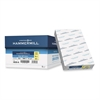 "Hammermill Fore Multipurpose Paper - Legal - 8.50"" x 14"" - 20 lb Basis Weight - Recycled - 30% Recycled Content - 500 / Ream - Canary"