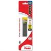 Pentel Super Hi-Polymer 0.9mm Lead Refill - 0.9 mmBold Point - HB - Black - 30 / Pack